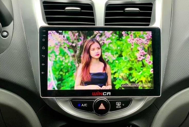 5 Mẫu Màn Hình LCD Android Thông Minh Dành Cho Xe Tải